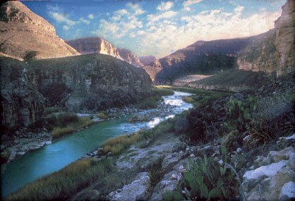 Big Rivers in Mexico